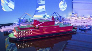 """Екоактивисти нарекоха руската плаваща АЕЦ  """"Ядрения Титаник"""""""