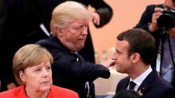Берлин, Париж и Лондон искат запазване на сделката с Иран, Тръмп още мисли
