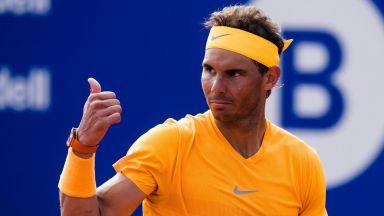 Надал определи най-великия тенисист в историята