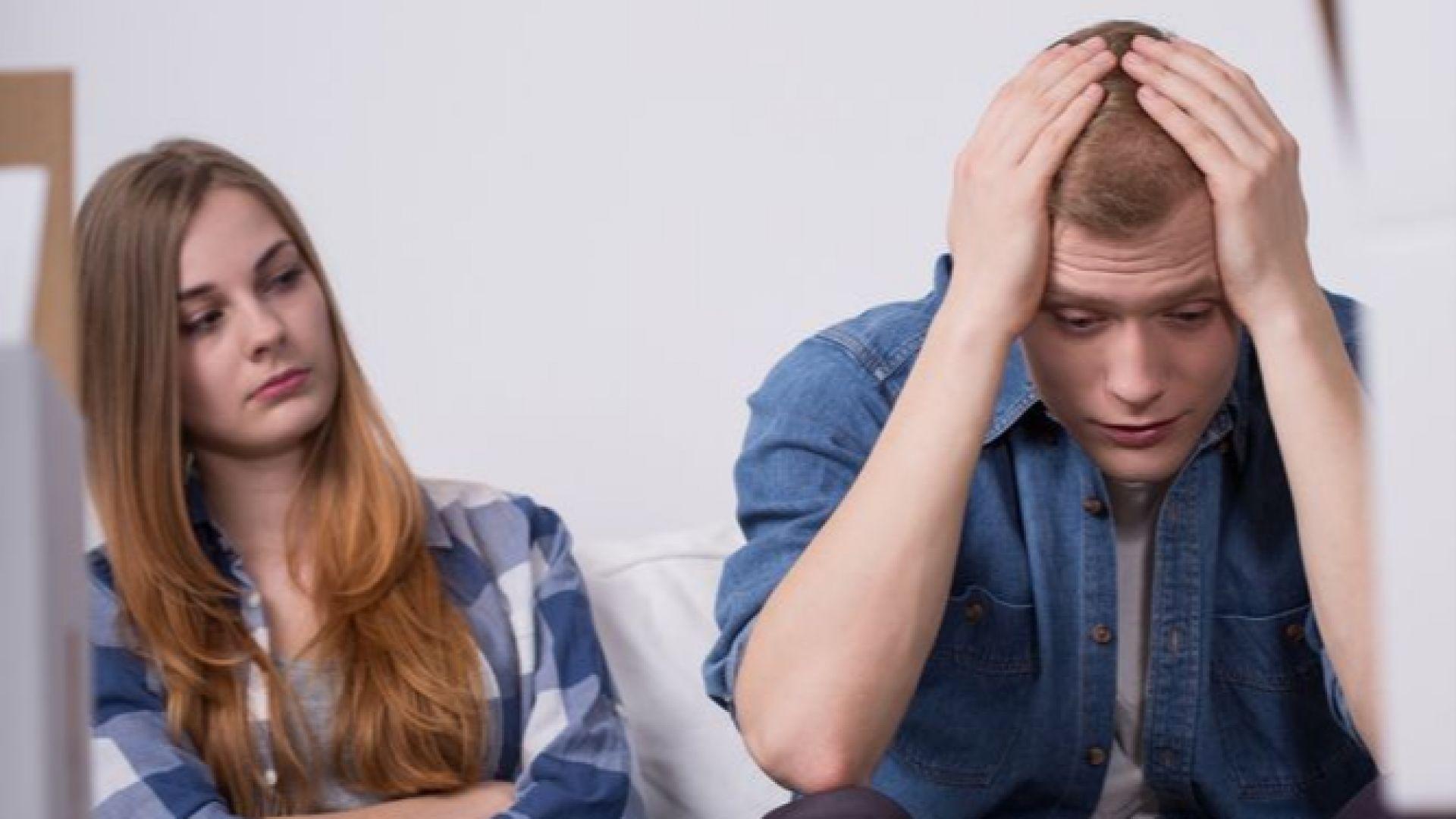 Мъжкият безпорядък е заплаха за сексуалните успехи