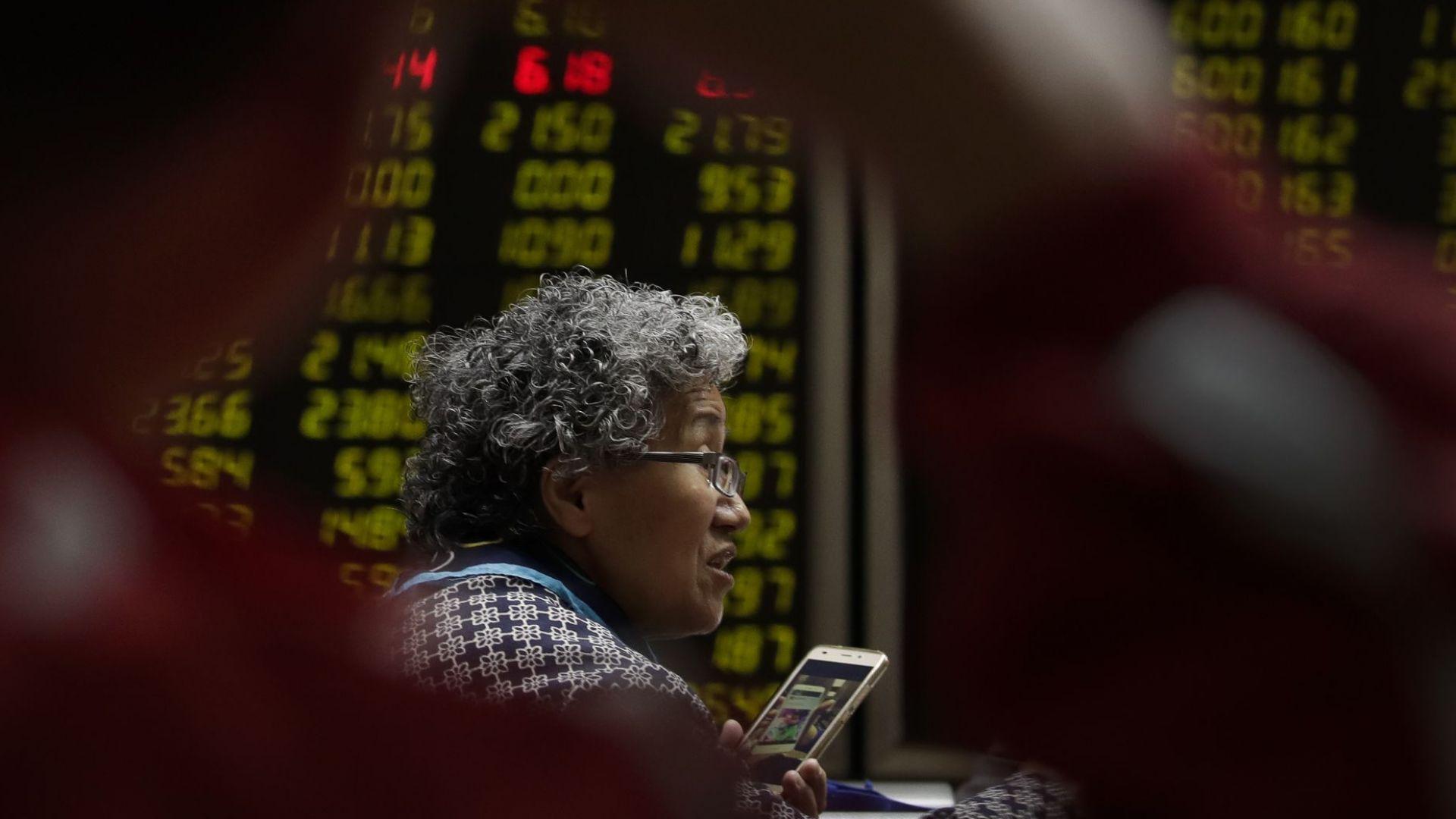Силен ръст на акциите на компании в Южна Корея