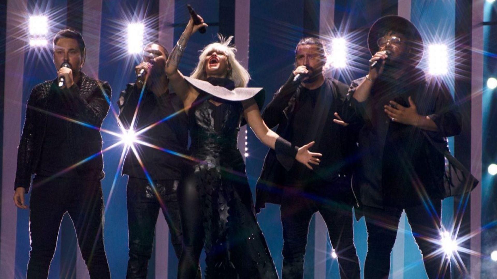 """Вижте първата официална репетиция на България за """"Евровизия"""""""