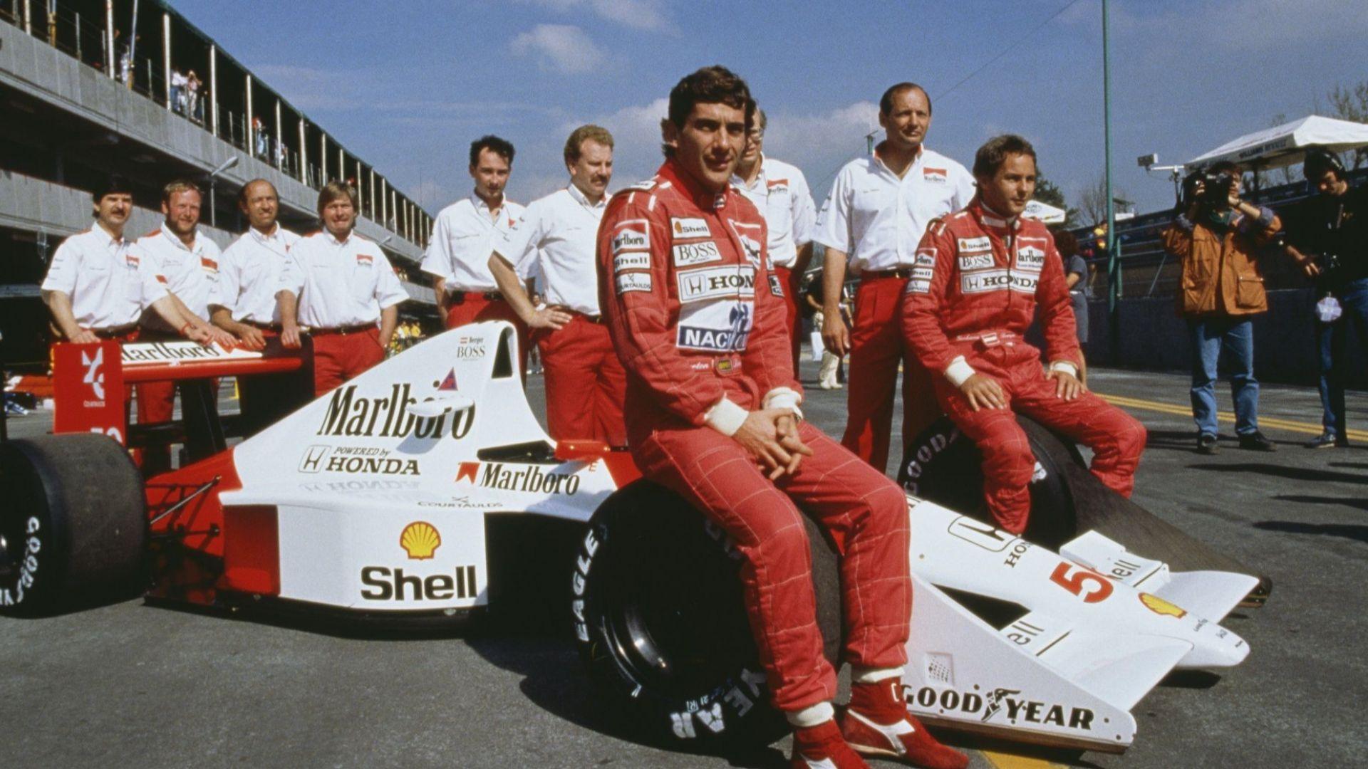 """Започва работата по 8-сериен филм за """"най-великия пилот, сядал в болид на Формула 1"""""""