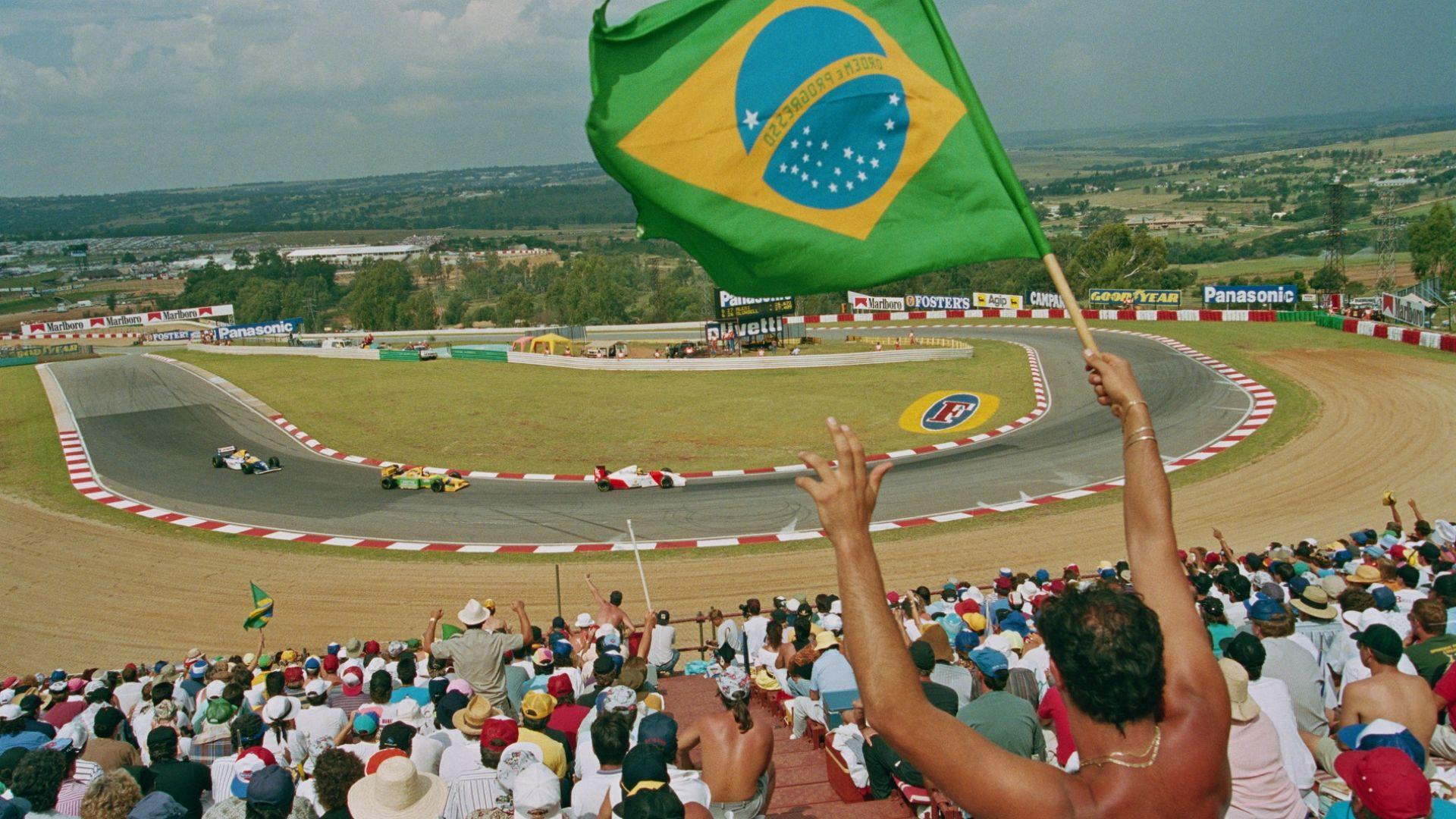 """""""Айртон Сена"""" приютява старта в Бразилия"""