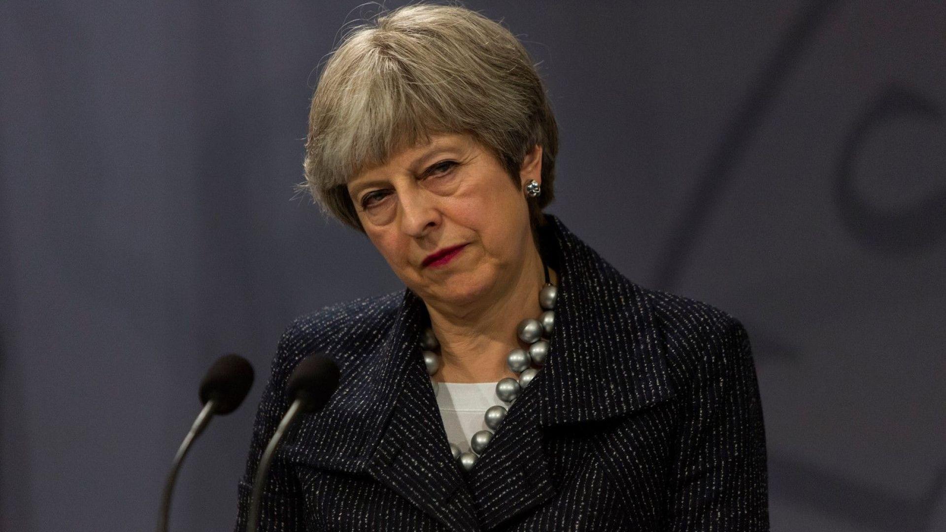 Мей към депутатите: Имате избор - моята сделка, без сделка или изобщо да няма Брекзит