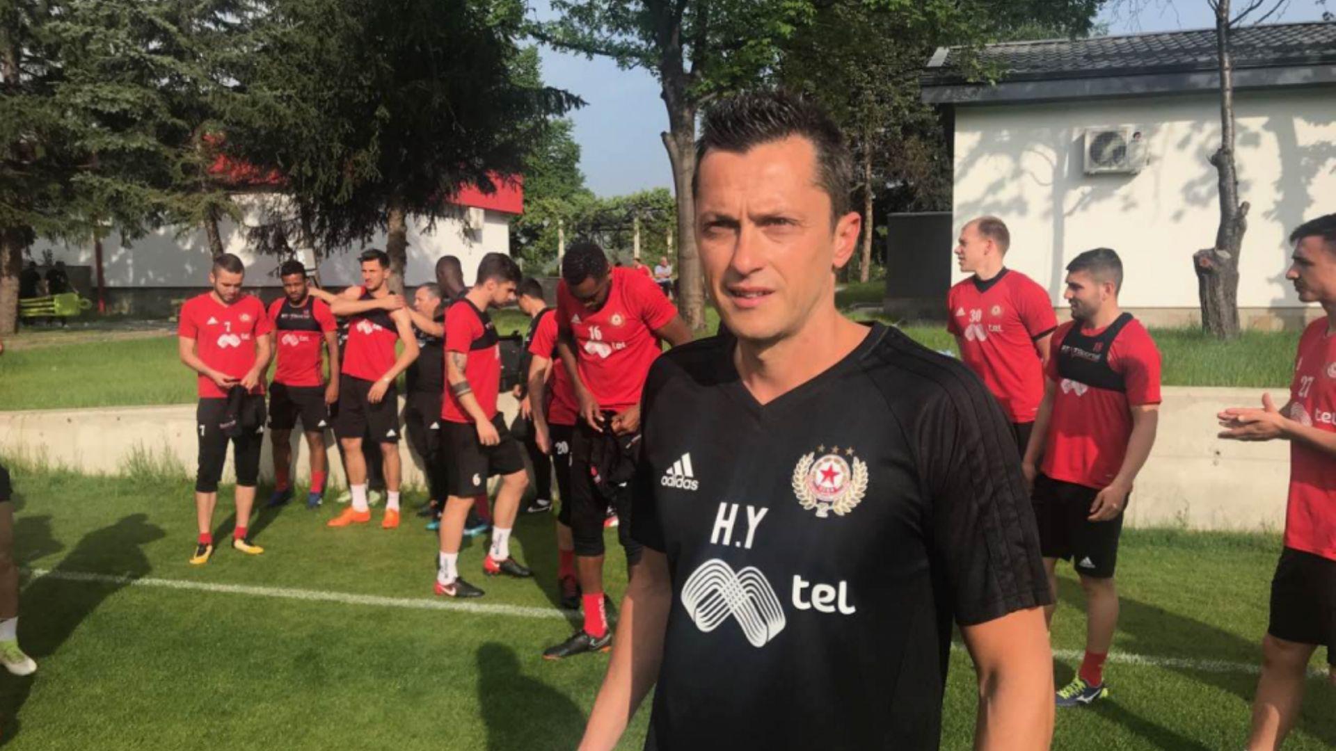 Официално: Христо Янев замени Стамен Белчев в ЦСКА