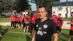 ЦСКА ограничава до два вариантите за треньор