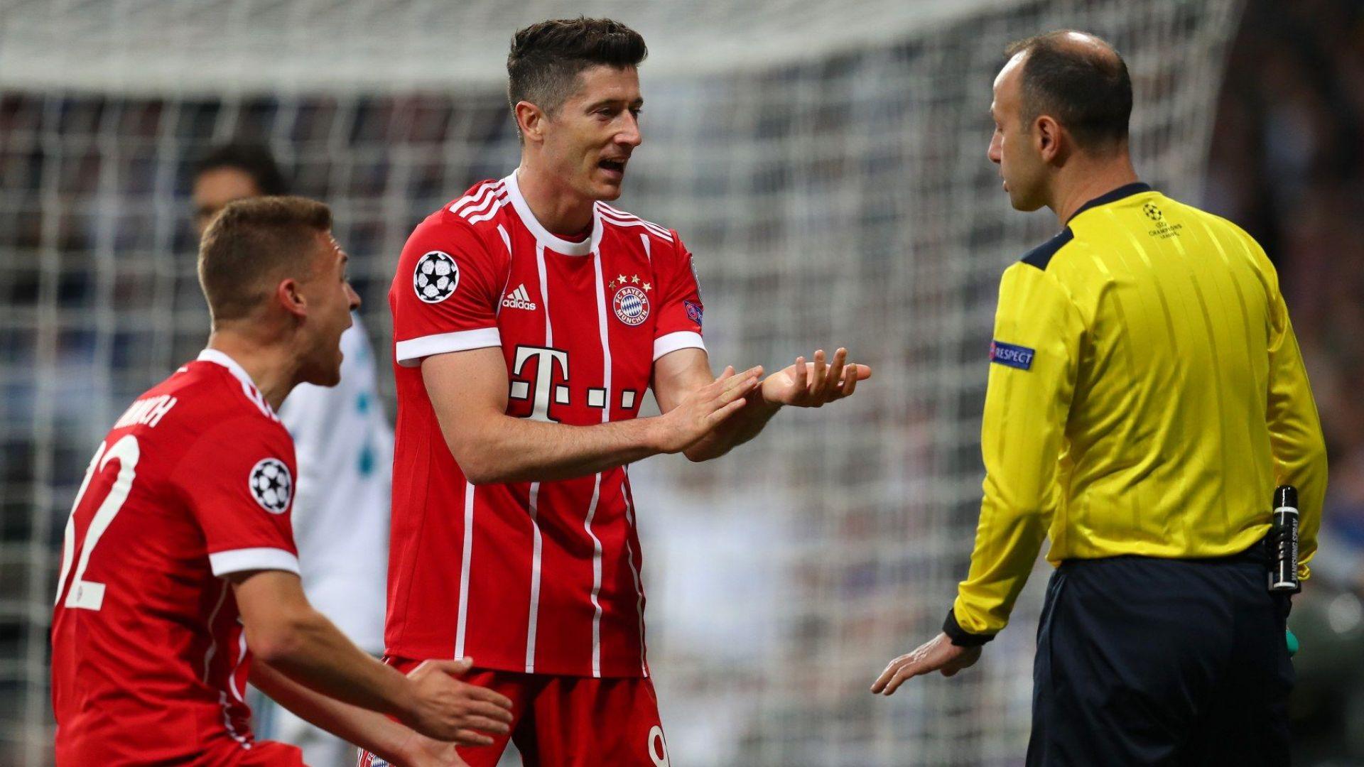 Мюнхен: Една дузпа, две дузпи...Кога ще се свири нещо срещу Мадрид?