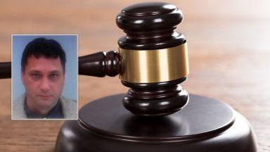 25 г. затвор за Георги, който уби жена си на улицата