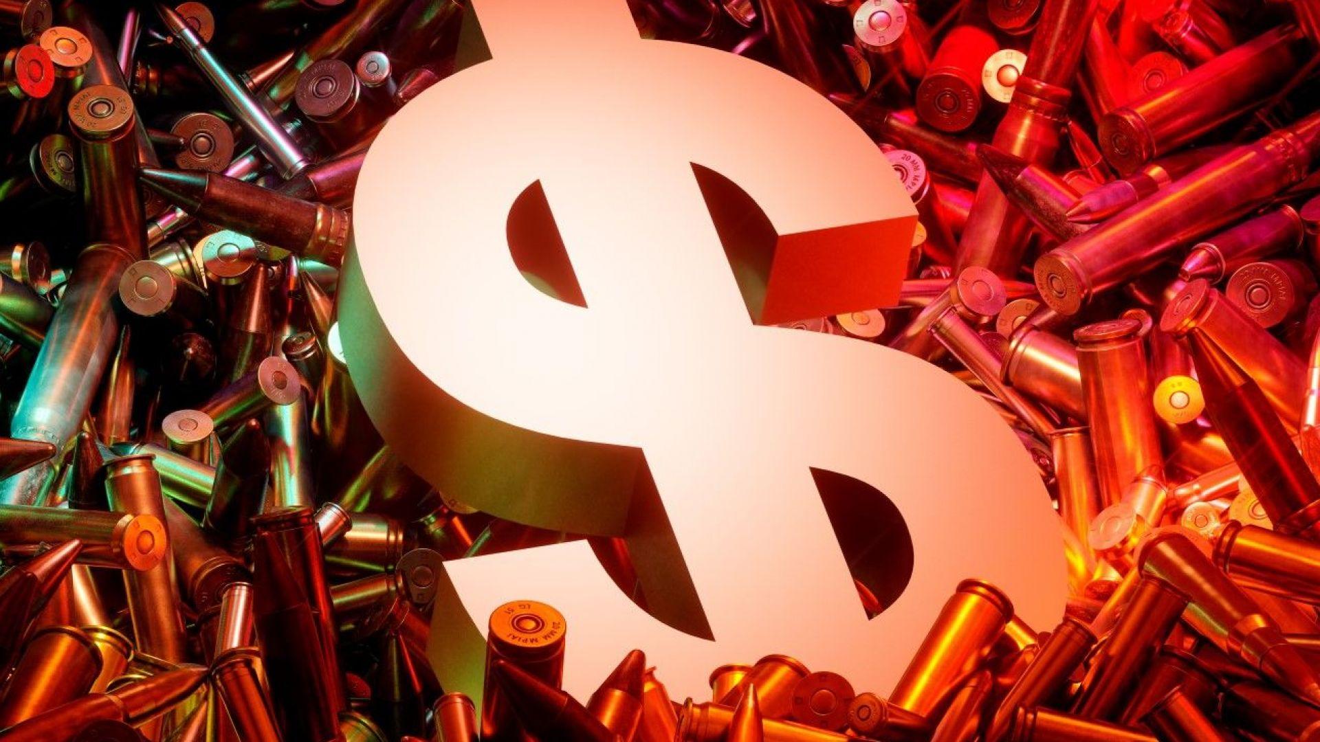 Светът харчи за оръжия 1739 милиарда долара