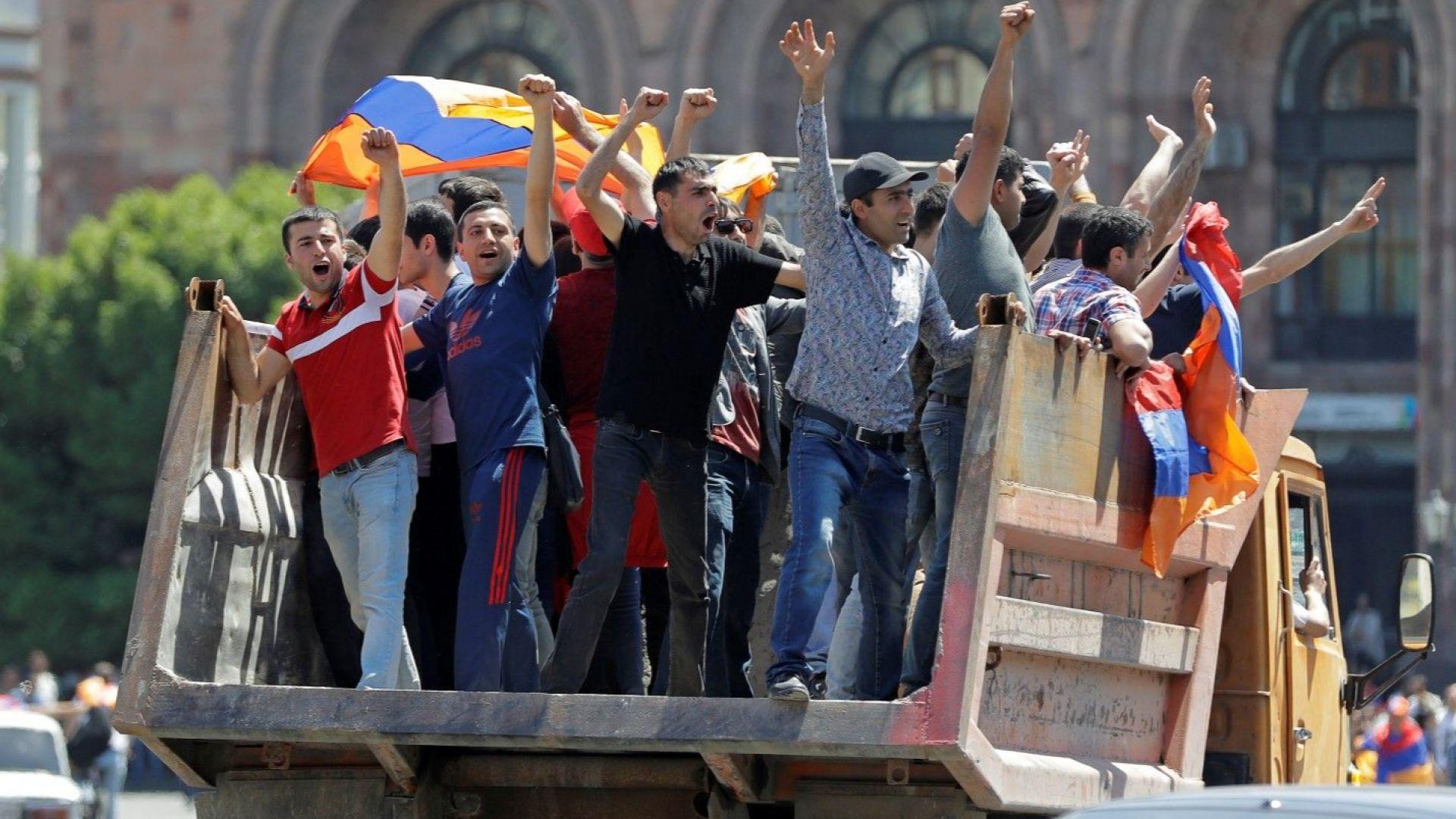 Външно министерство: Не пътувайте до Армения