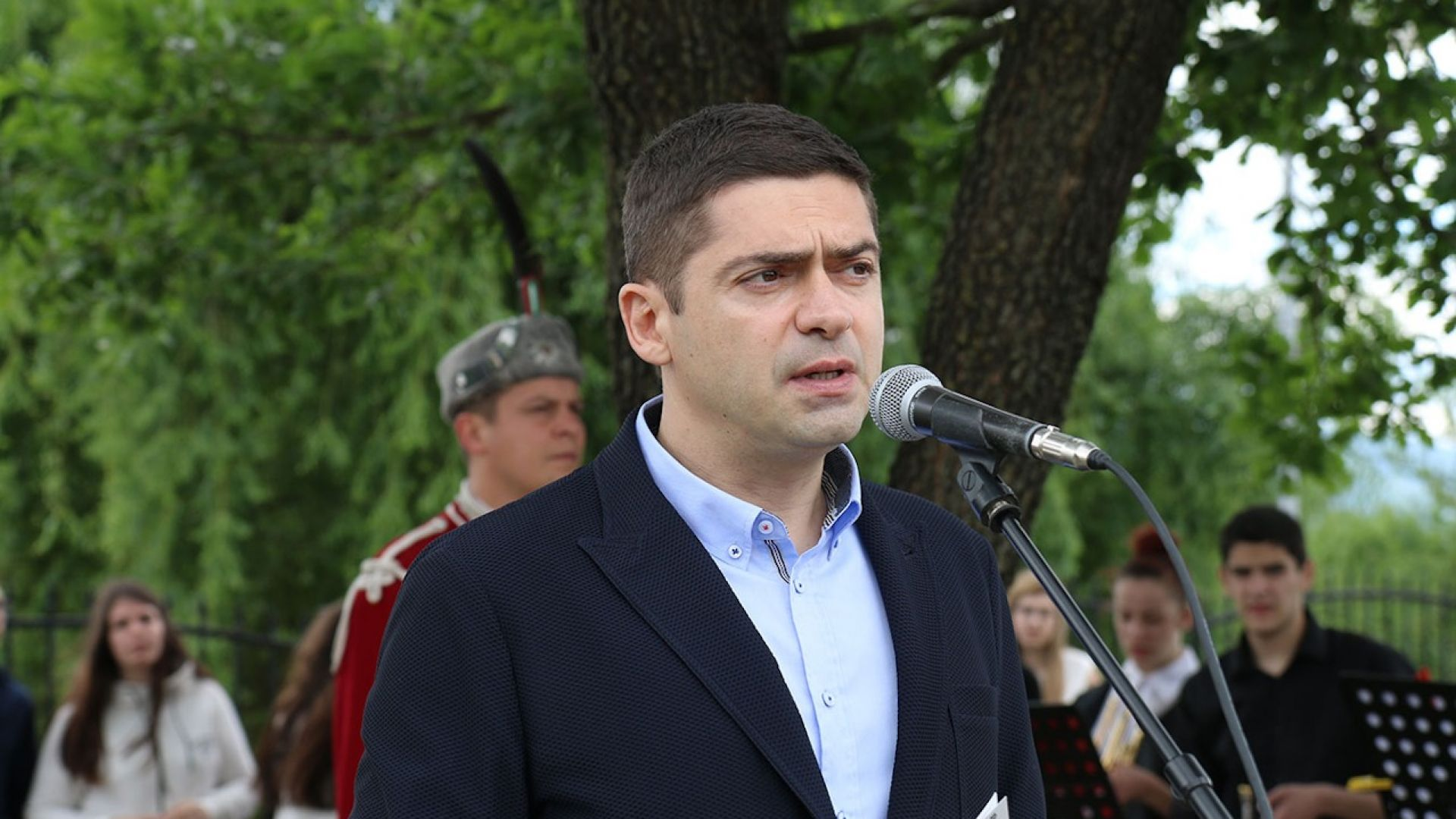 Врабевски: БПЦ  играе по сценарий на Москва за македонската църква