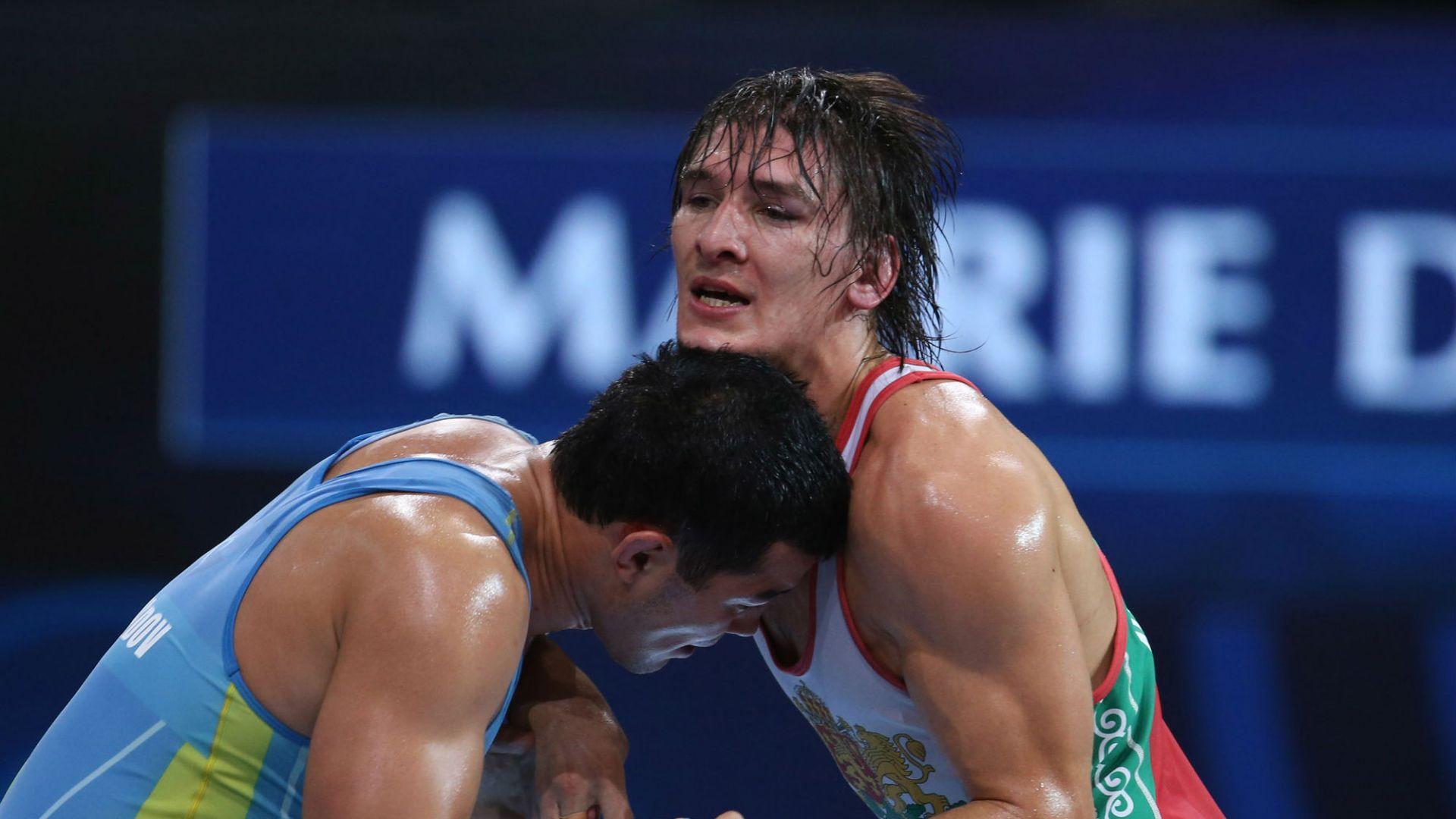 Даниел Александров донесе втори медал за борците ни