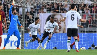 """""""Ливърпул"""" на финал след нов луд мач в Рим"""