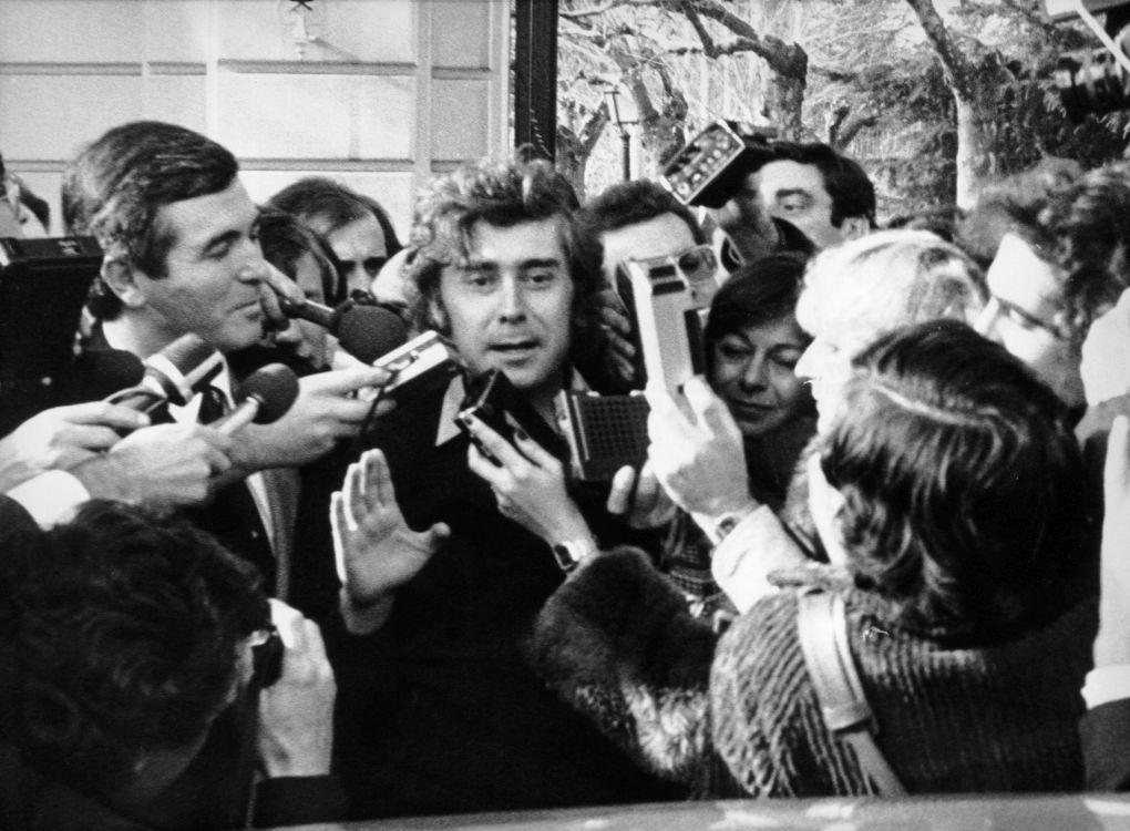 Член на Конгреса в Мадрид, взет на заложник от ЕТА и освободен по-късно