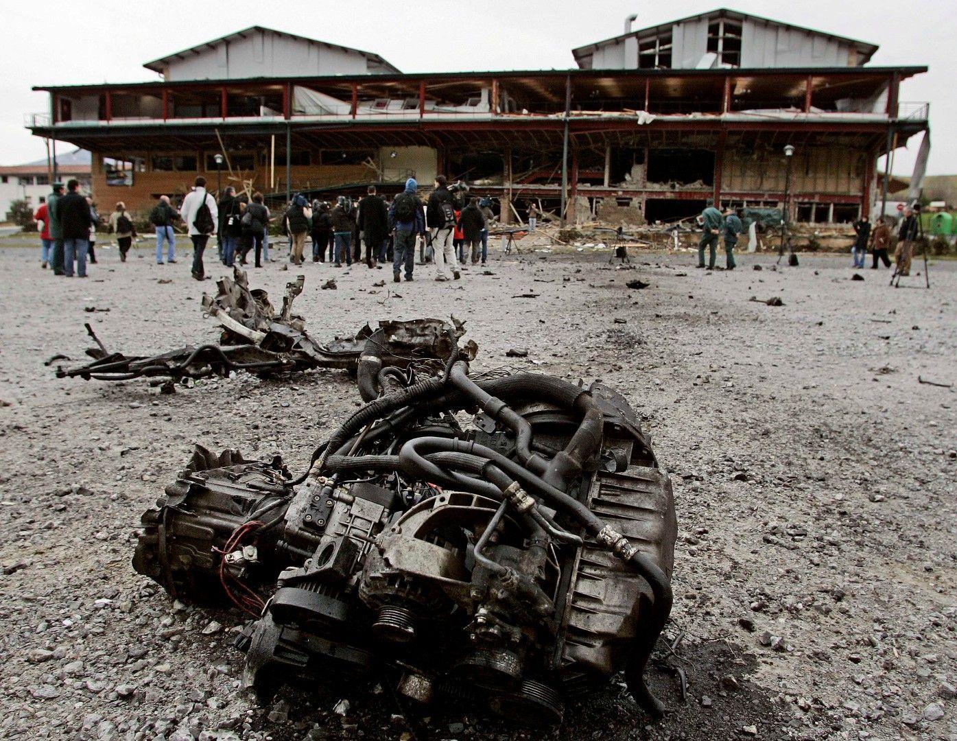 Взрив в нощен клув през 2006 г.