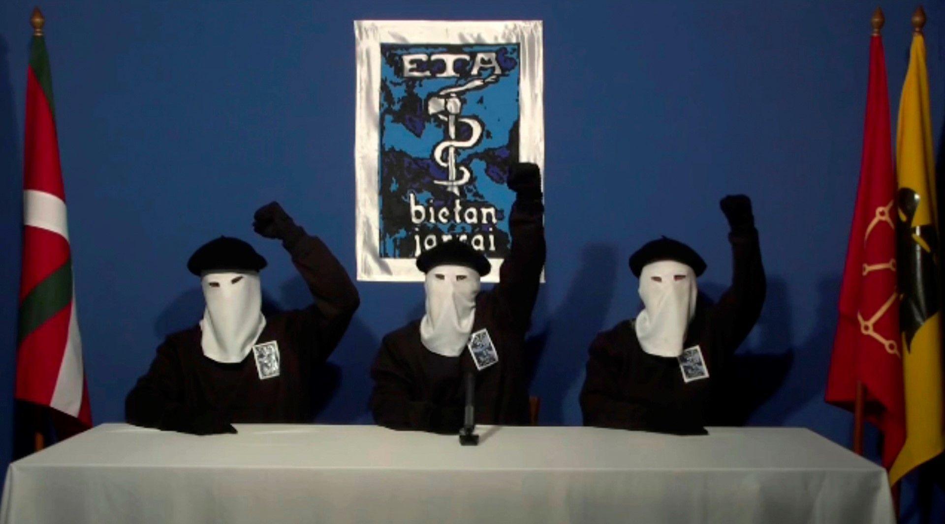 Видеоизявление на членове на ЕТА от 2011 г.