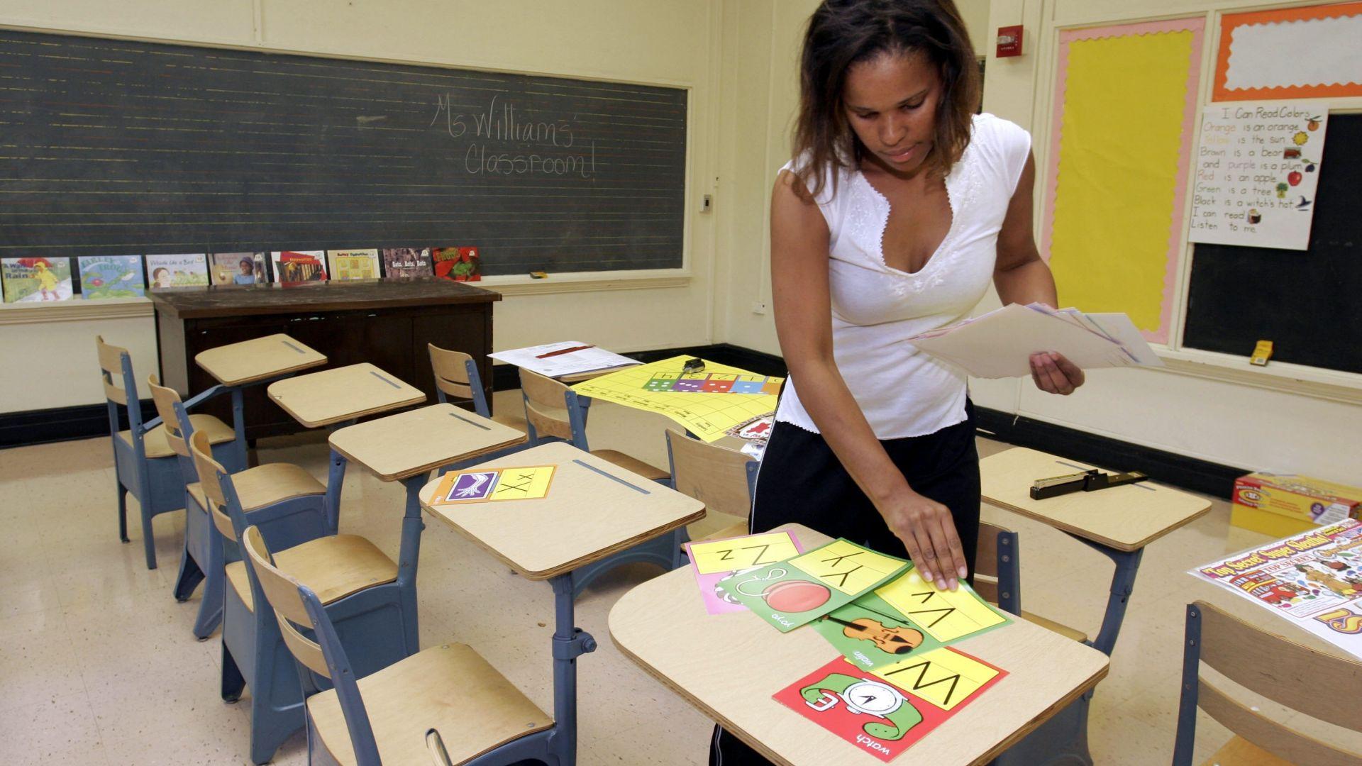 САЩ внасят учители от Филипините