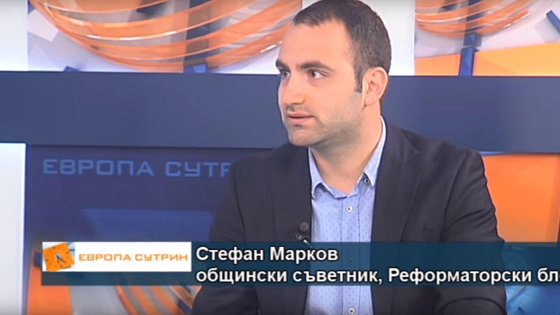 """Стефан Марков за ситуацията в """"Младост"""": Оставката е бягство от отговорност!"""