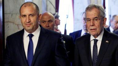Радев: България е в авангарда на европейската политика с Русия