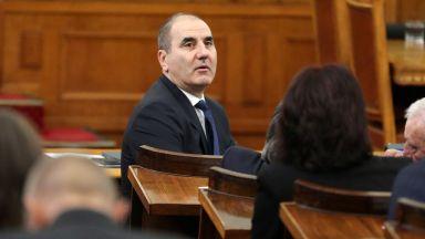 Разминават ли се Борисов и Цветанов?