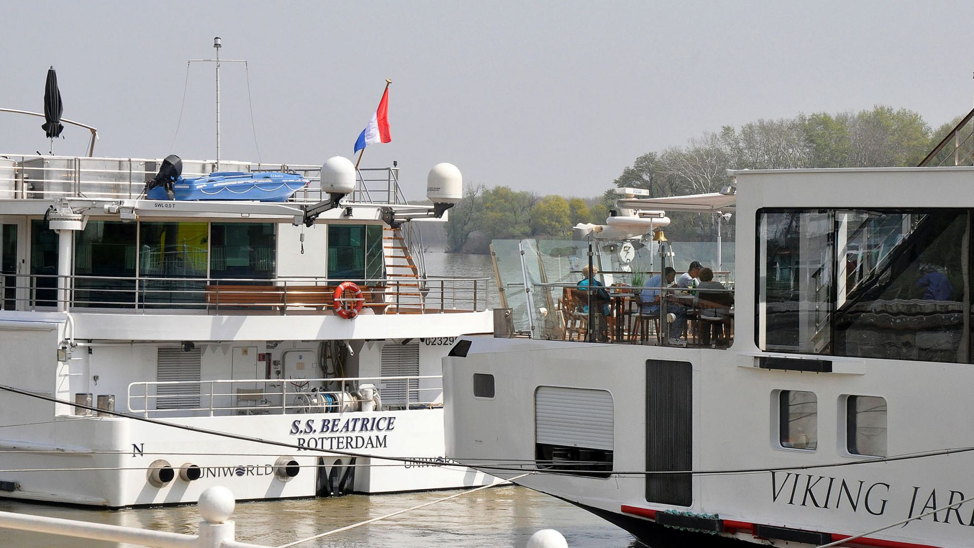 Нови хидрографни измервания по Дунава