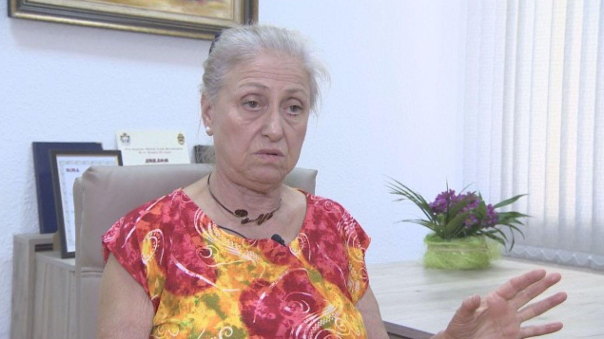 Кармен Лазарова няма право на конвенционални методи на лечение