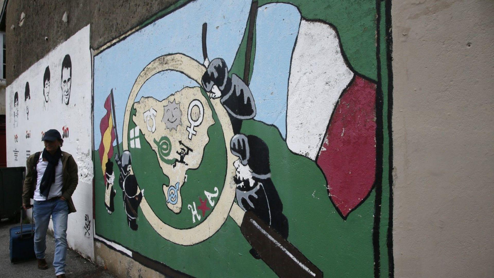 Рахой: Разпускането на ЕТА е шумотевица и пропаганда
