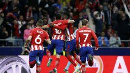 """Мечтата на Венгер се изпари в Мадрид, """"Атлетико"""" е финалист"""