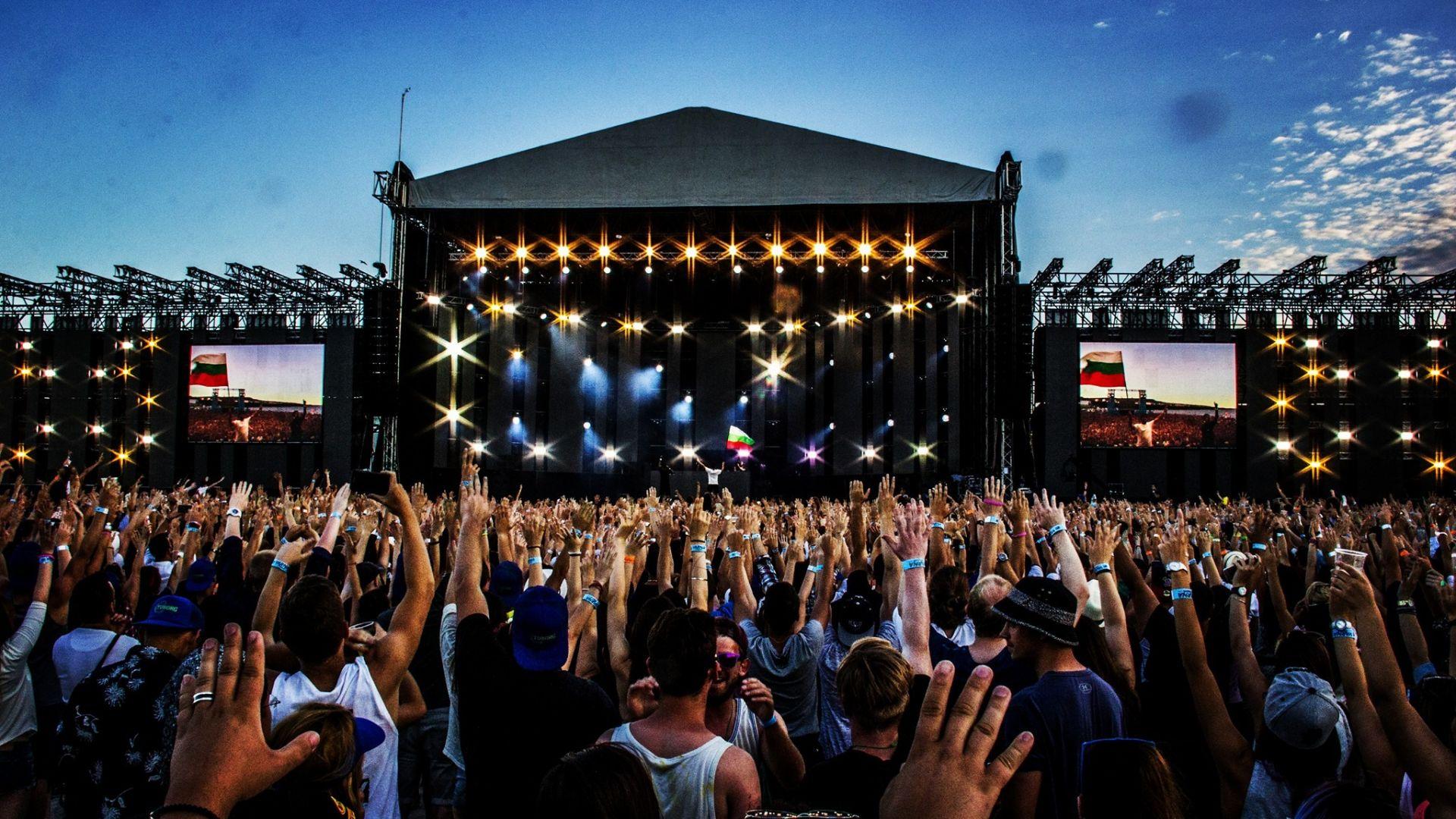 Концертът MTV presents: Varna Beach се завръща
