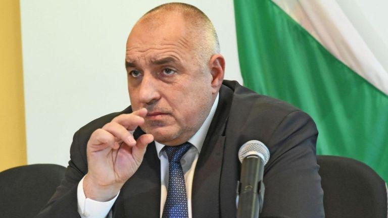 Бойко Борисов с 10 неплатени акта в системата на КАТ