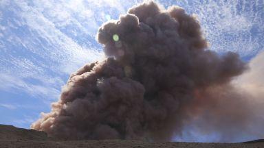 Вулканът Килауеа изригна, евакуират 10 000 души на Хаваите