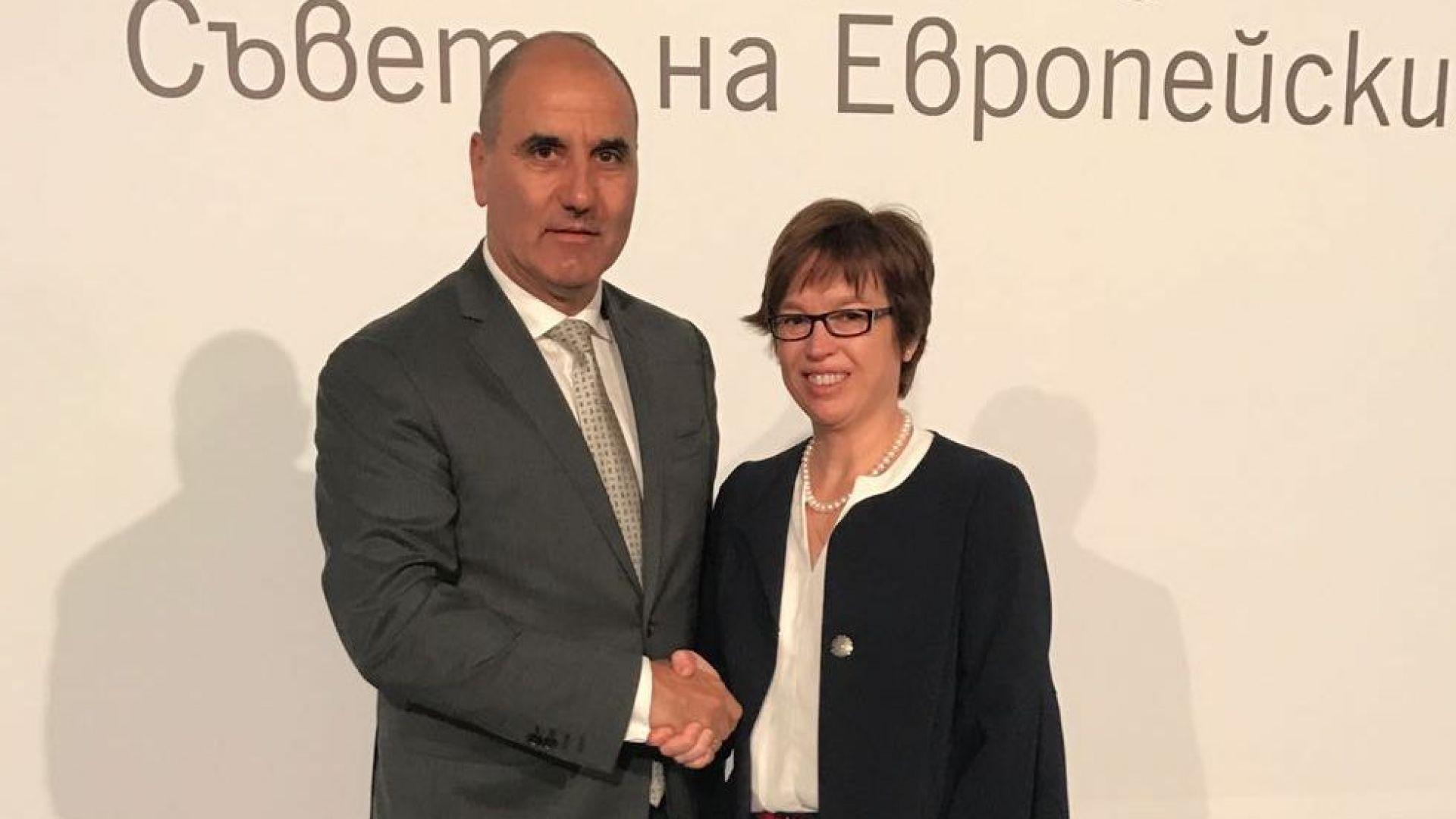 Цветанов: Парламентарният надзор над Европол е полезен за гражданите