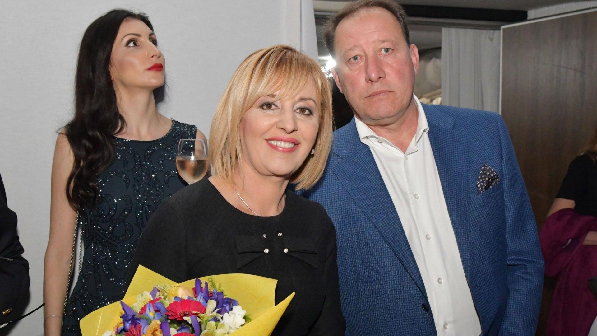 Мая Манолова и Ангел Найденов на 20-годишнината на Dir.bg