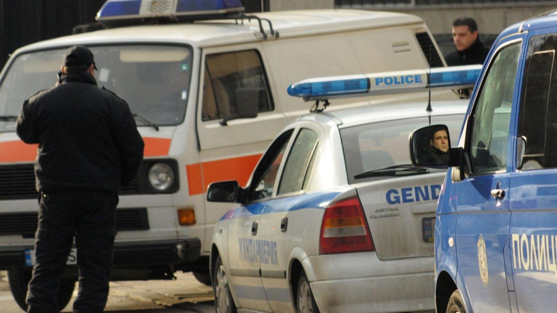 Шофьор на БМВ блъсна 5-годишно дете в Пловдив