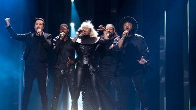 """Вижте втората репетиция на Жана на сцената на """"Евровизия"""""""