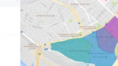 """""""Синя зона"""" и във Варна до края на май"""