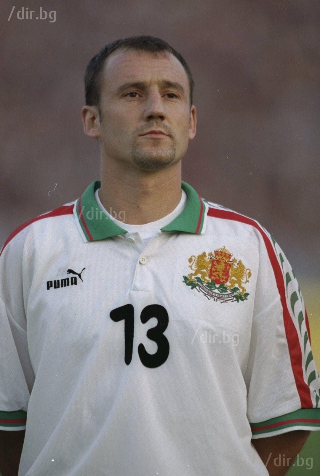 Гошо Гинчев игра за България на Мондиал 2018. Снимка: GETTY IMAGES