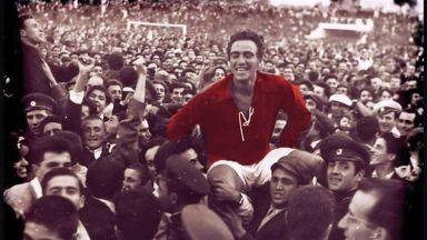 ЦСКА на 70: Слава, медали, и един стадион, наречен Гробница на шампиони
