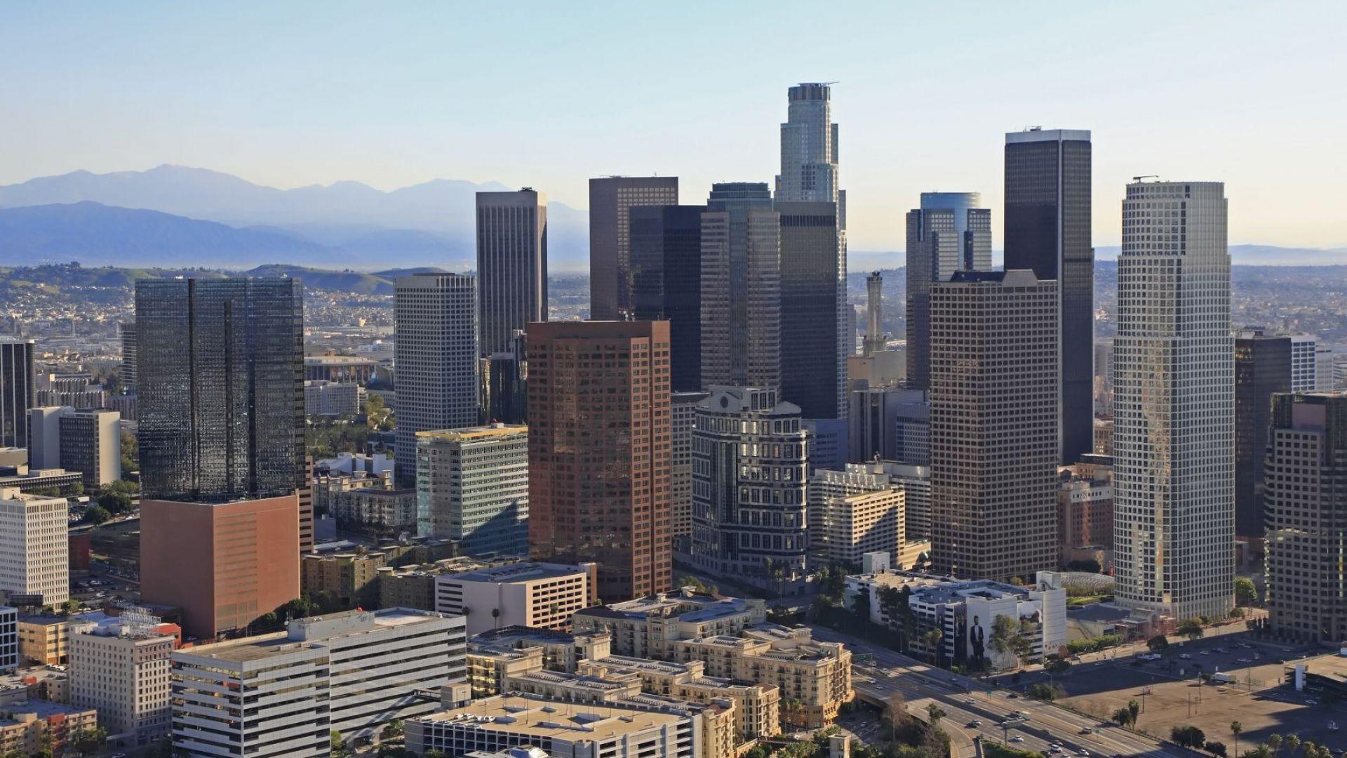 Икономиката на  Калифорния е по-силна, отколкото на Великобритания