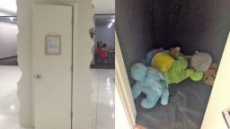 В университет направиха стая, където студентите могат да си поплачат