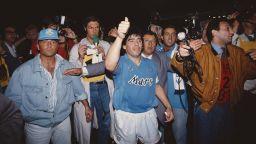 Марадона, мафия и скудето - 28 години Неапол сънува напразно титлата