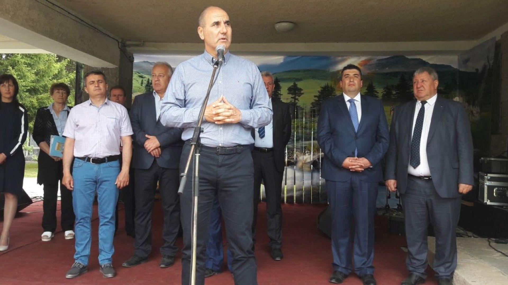 Цветан Цветанов: Българите ще се върнат от чужбина