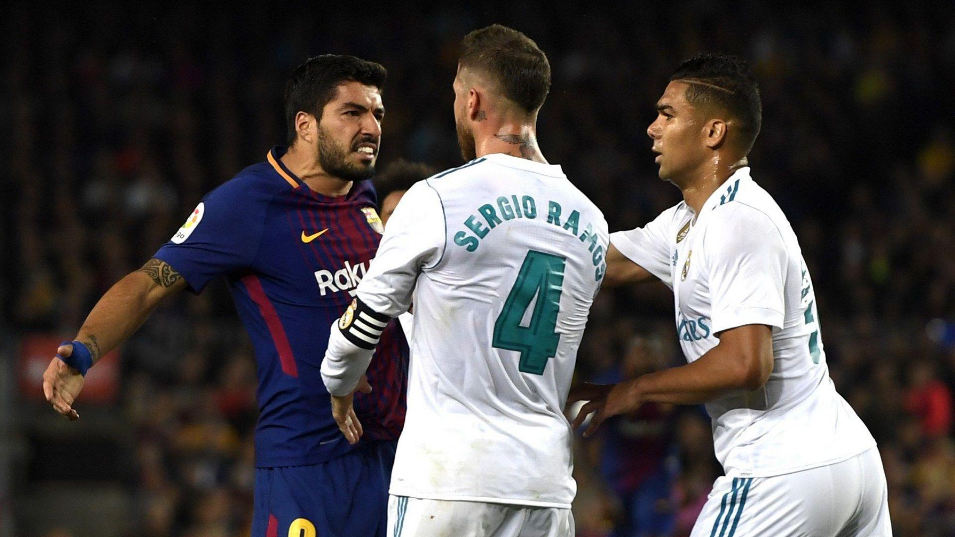 Уникална ситуация преди Барса - Реал, враговете делят един хотел