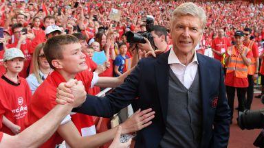 """Венгер за любимия Арсенал: При преместването на """"Емирейтс"""" загубихме духа си"""