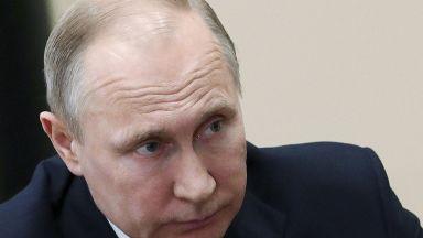 Днес Путин застава начело на Русия за четвърти път