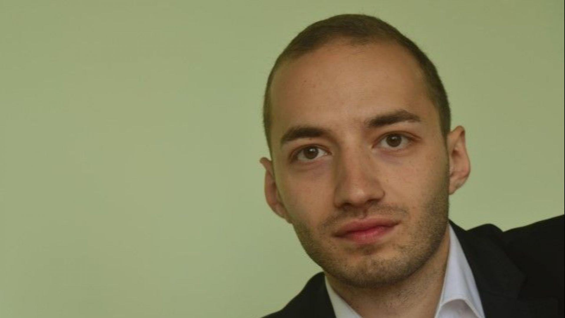 Димитър Ганев : Докато имаме силна БСП, ще имаме и силен ГЕРБ