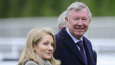 Сър Алекс пропусна жребия на Юнайтед заради кон