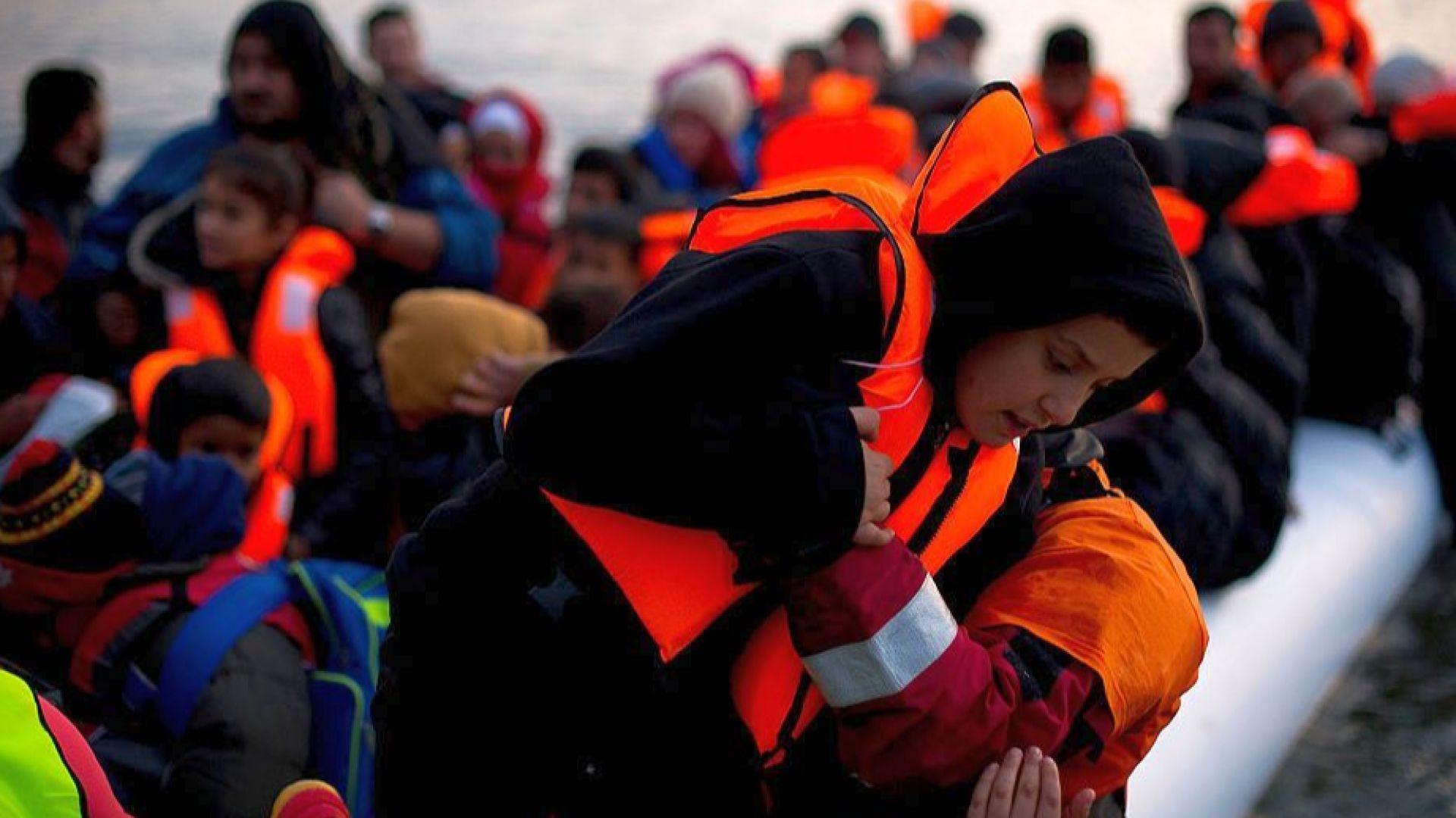 Нов натиск на бежанци към Гърция