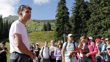 Д-р Петър Берон: Боян Петров не само изкачва върхове, той изследва високата планина